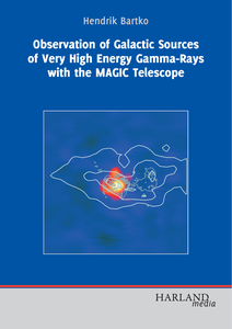 Observation of Galactic Sources of Very High Energy Gamma-Rays with the MAGIC Telescope
